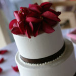 inexpensive wedding cakes