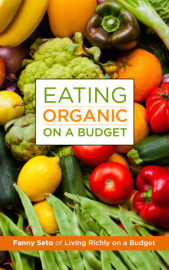 eating organic on a budget ebook