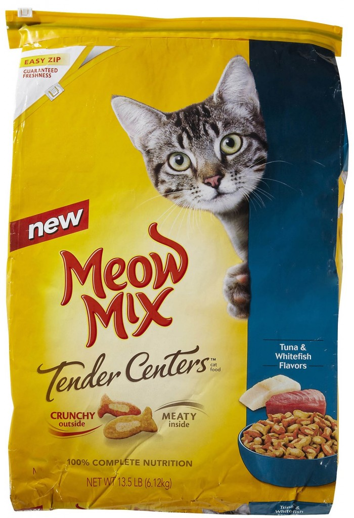 Meow Mix Dry Cat Food Varieties Your feline friend will love the flavors of our six delicious mixes and you'll love that each variety provides% complete and balanced nutrition for your cat.