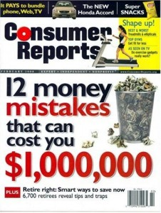 consumer reports subscription deal