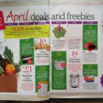 Woman's Day – April Deals and Freebies