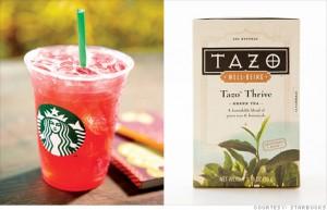 tazo tea