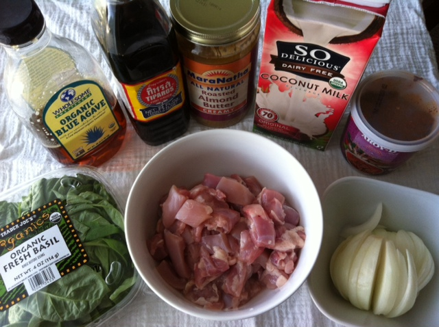 thai panang curry recipe