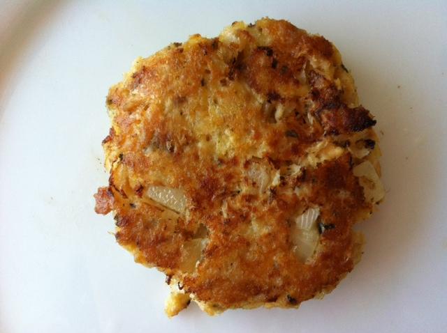 potato salmon patty recipe