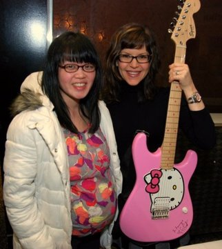 meeting lisa loeb