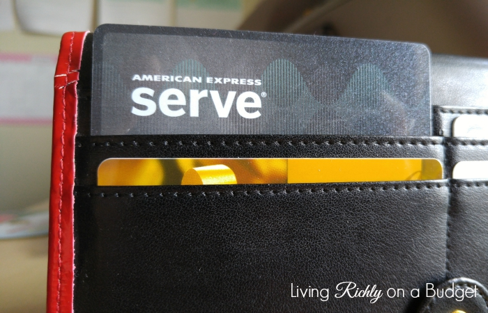 American Express Serve Debit Card