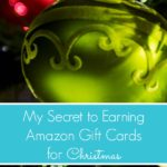 My Secret to Earning Amazon Gift Cards for Christmas