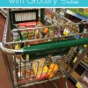 simple steps to meal plan with grocery sales