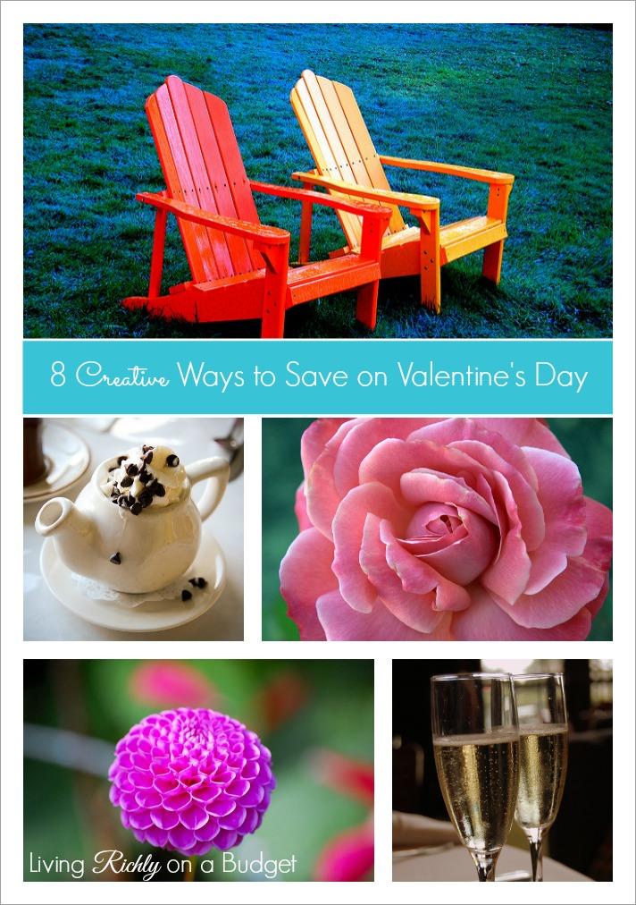 8 Creative Ways to Save on Valentine's Day