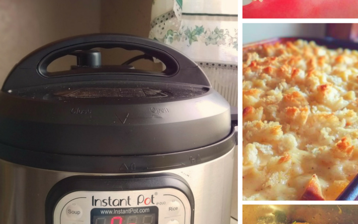Top 5 Reasons You Need an InstantPot