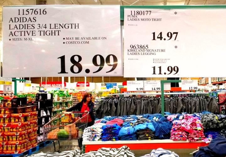 Costco Prices