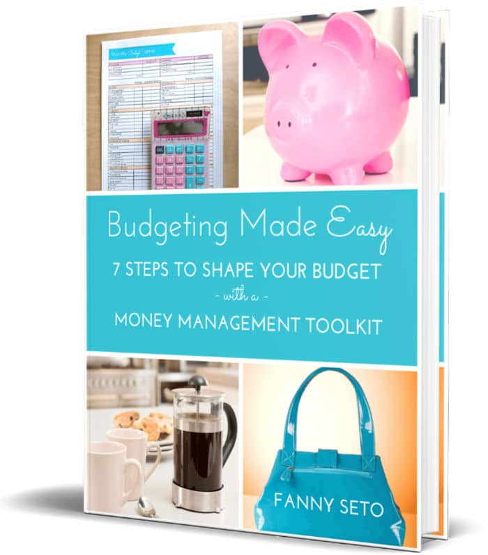 Budgeting Made Easy Sales Page