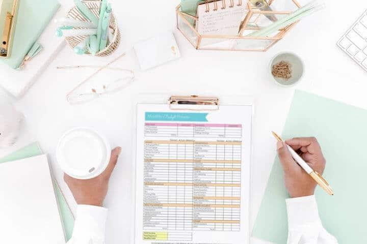 budget planner desktop