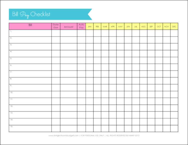 Bill_Pay_Checklist