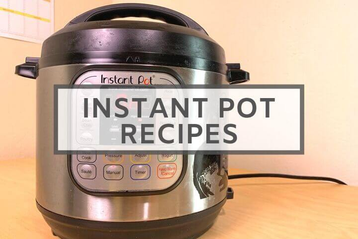 INSTANT POT RECIPES 1