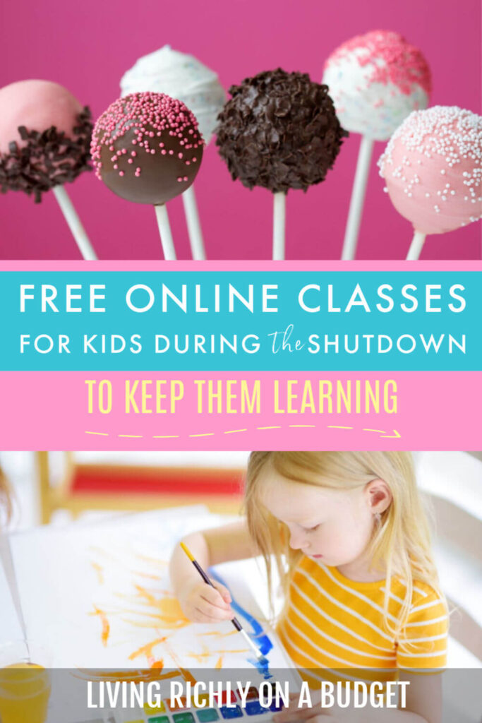 free onine classes for kids