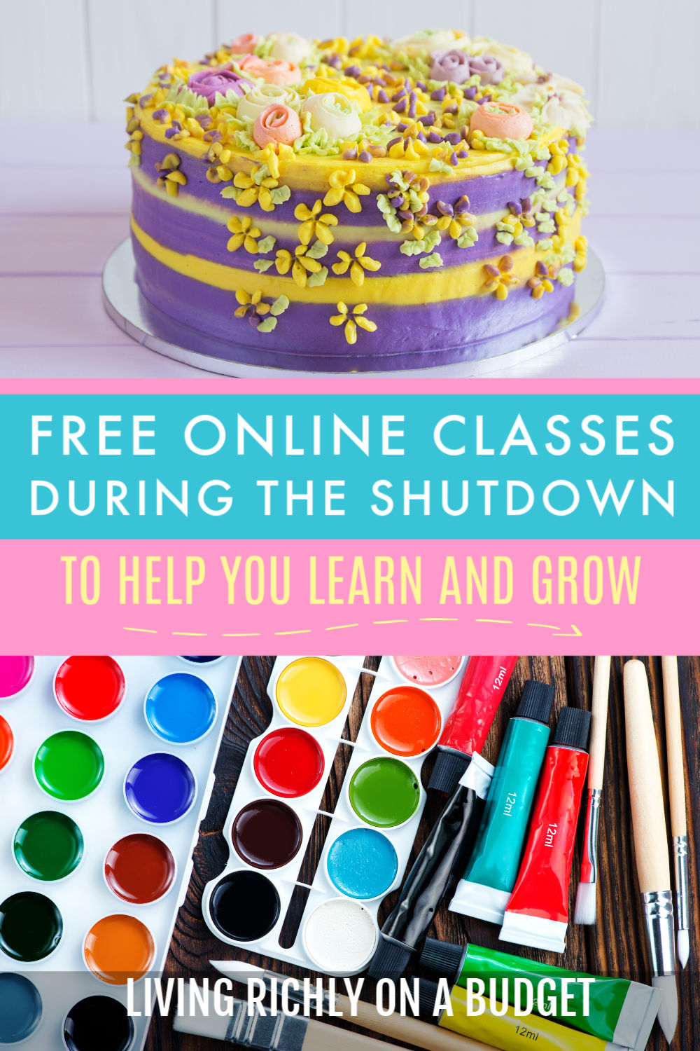 Free Online Classes During the Shutdown