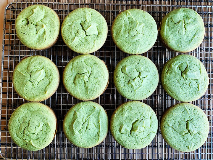 green tea mochi muffin recipe
