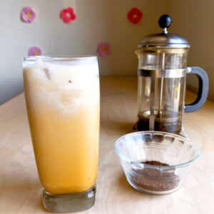 thai iced tea without dye