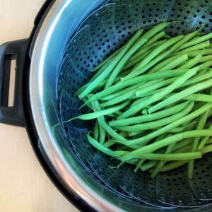 Instant Pot Green Beans Pressure Cook