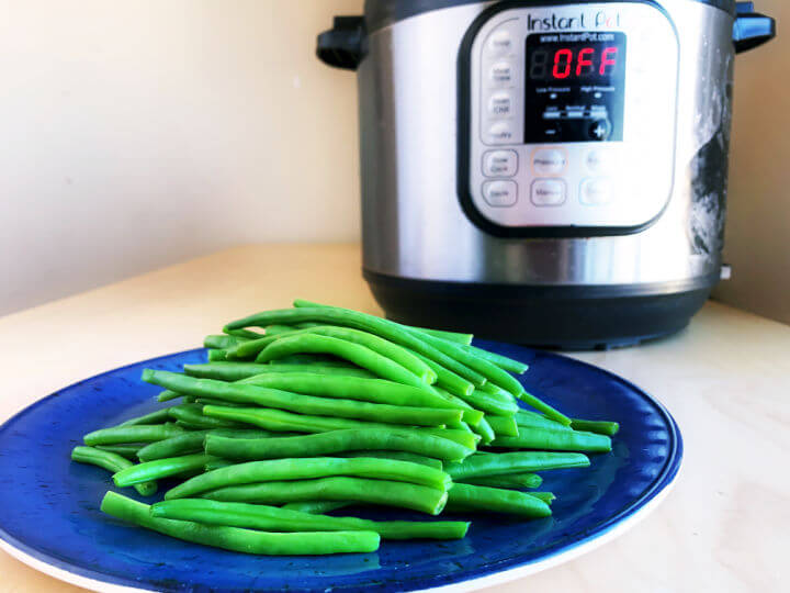 Instant Pot Green Beans Recipe