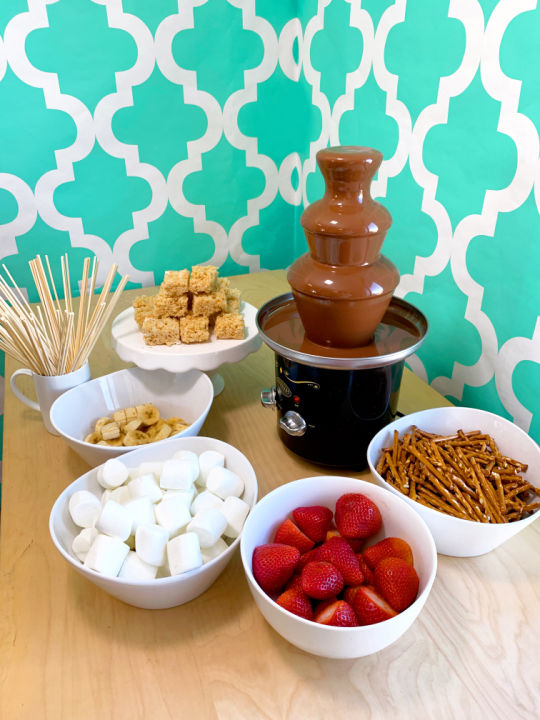 Chocolate Fountain Ideas And Set Up Guide