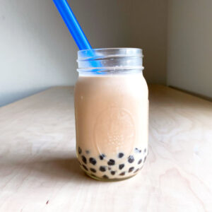 how to make bubble milk tea recipe